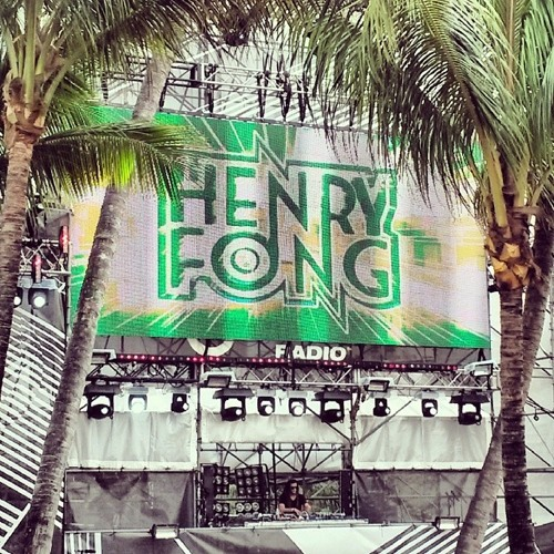 Henry Fong - Live @ ULTRA Miami 2014