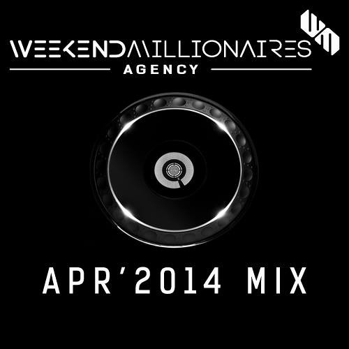Lee Hodge| Weekend MIllionaires Agency | Apr'2014 | Mix (Techno,Tech House)