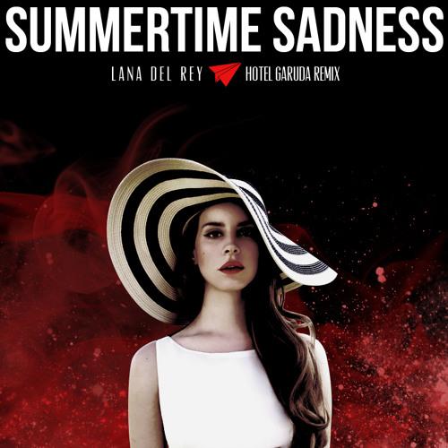 summertime sadness lyrics remix