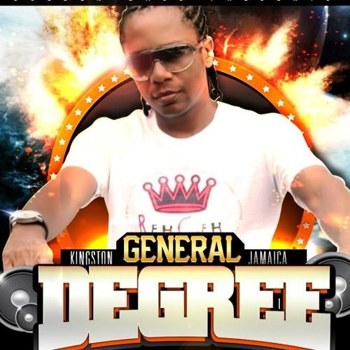 NEW!!! GENERAL DEGREE - NUH FRAID (2014) Prod by Jah SnowCone