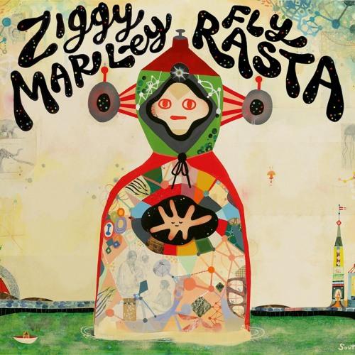 NewWorldBuzz's 'Fly Rasta' interview with Ziggy Marley (3/28/14)