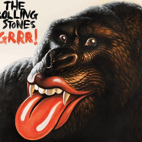 The Rolling Stones - Jumpin' Jack Flash - Strider (Live Cover)