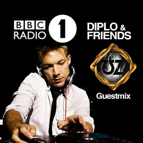 ƱZ - Guest Mix For Diplo & Friends (04.05.2014)