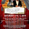 The April Fools Comedy Slam 2nd Edition A Night of LAUGHS! Presented by Blowout Entertainment