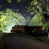Train Horn in the Spring Night
