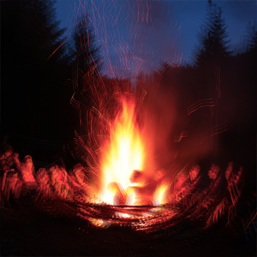Campfire Stories 4 (Solar Reckoning) by Silent Season