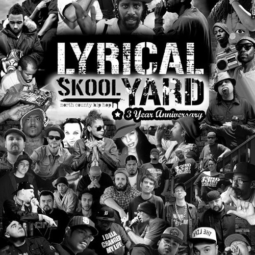Lyrical Skoolyard | Ft. Sojourn, Brazy, CreedChameleon & BeeHive | beat by: soulplusmind | cuts by: DJ Packo