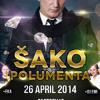 //Radio Reklama// ŠAKO Polumenta & Bend @Factory12 - 26/04 - by Extra Klub