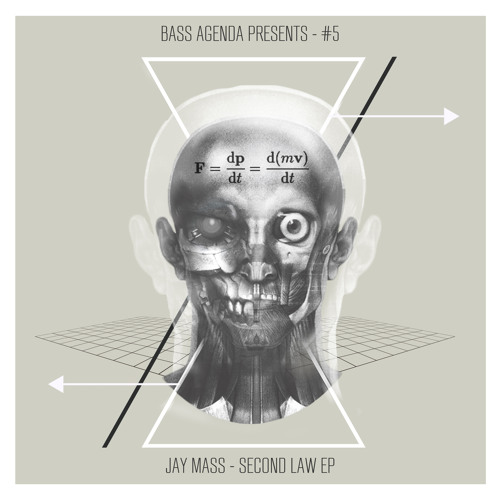 Bass Agenda Presents #5: JAY MASS // Second Law EP // Out 9th May 2014