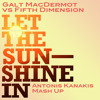 Galt MacDermot Vs Fifth Dimension  - Let The Sunshine (Antonis Kanakis Mashup)