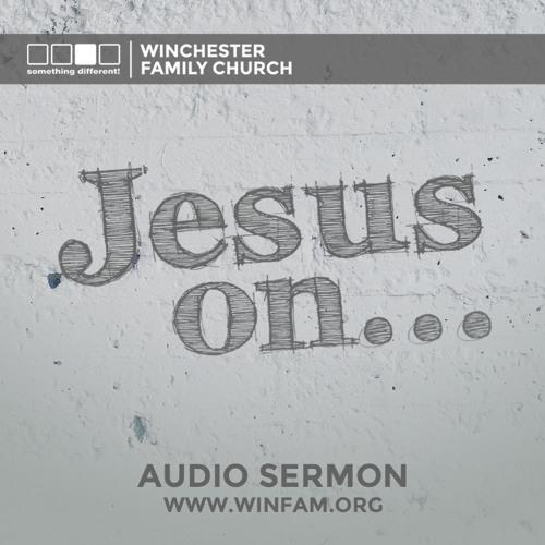 Jesus On… Prayer // John Groves