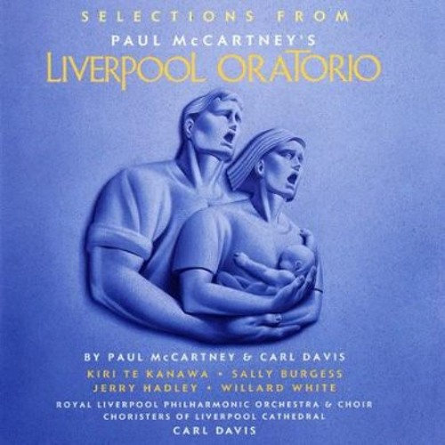 Movement VII - Crises - 'Ghosts Of The Past Left Behind' [Taken from Liverpool Oratorio Selections]