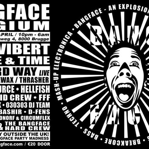 Stefan ZMK @ Bangface Belgium 2014 [rave|breaks|oldskool|acid|tekno|hardcore|dnb]
