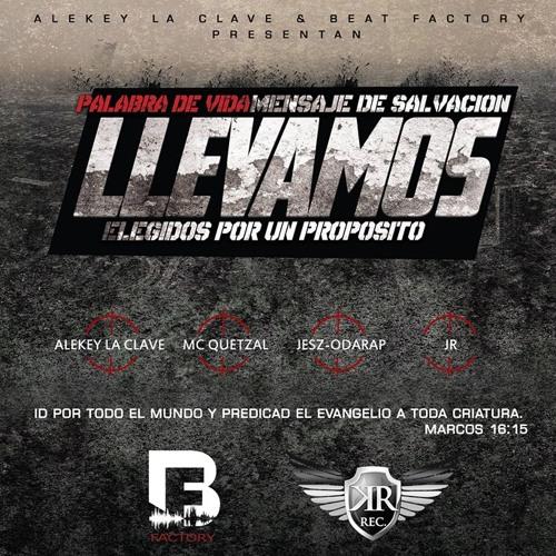 ALEKEY Feat. ATALAYA GUETTO & JESZ - LLEVAMOS  (Prod. Beat Factory)