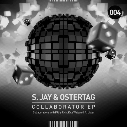 S. Jay, Ostertag & A Lister - No Question (Original Mix) [Domino Effect Records]