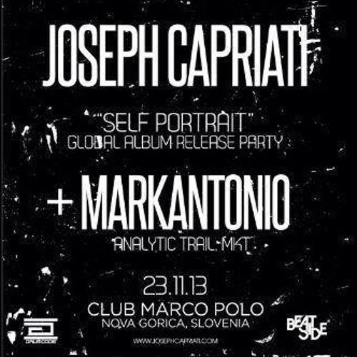 Markantonio Live @ Opening set_JC_Albumtour_Marco Polo Club Nova Gorika