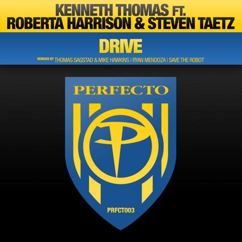 Kenneth Thomas feat. Roberta Harrison & Steven Taetz - Drive (Thomas Sagstad & Mike Hawkins Remix)