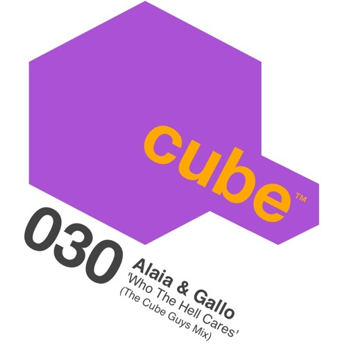 Alaia & Gallo - Who The Hell Cares (The Cube Guys Mix) #13 Beatport House Chart