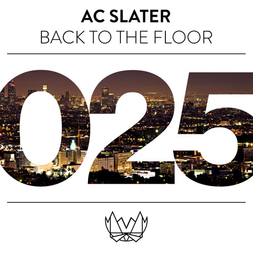 AC Slater - On The Run (ft Micah Freeman) [NEST025]