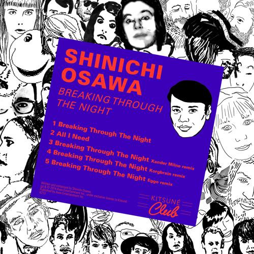 Shinichi Osawa exclusive mixtape