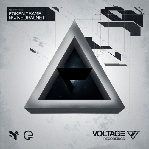 Foken - Rage (OUT NOW - Voltage Recordings VLTG009)