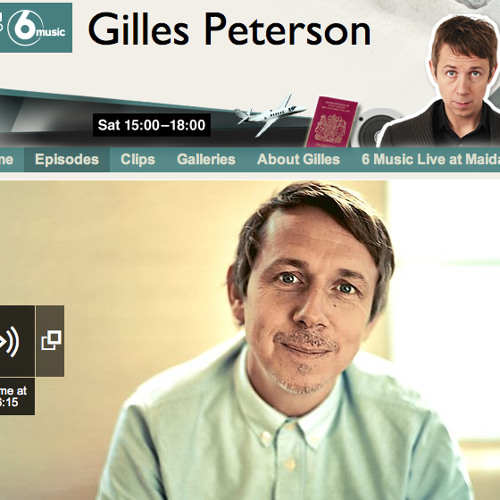Broken Toys - Played on Gilles Peterson Worldwide BBC6