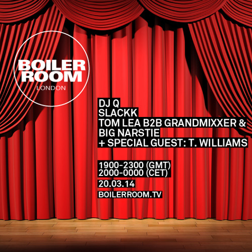 DJ Q Boiler Room London DJ Set