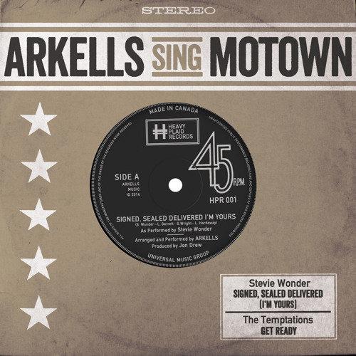 Arkells Sing Motown