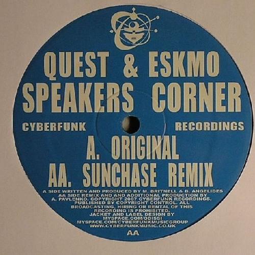 Quest & Eskmo - Speakers Corner (Sunchase Remix) [Cyberfunk]