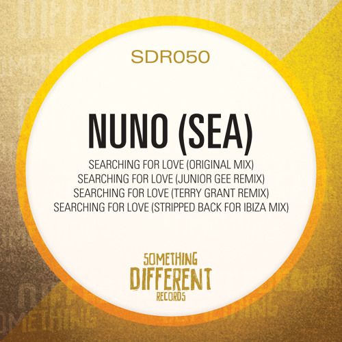 [SDR050] Nuno (SEA) - Searching For Love (Stripped Back For Ibiza Mix) [SC Edit]