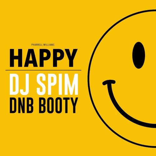 Pharrell Williams - Happy - DJ Spim DnB Booty - FREE DOWNLOAD