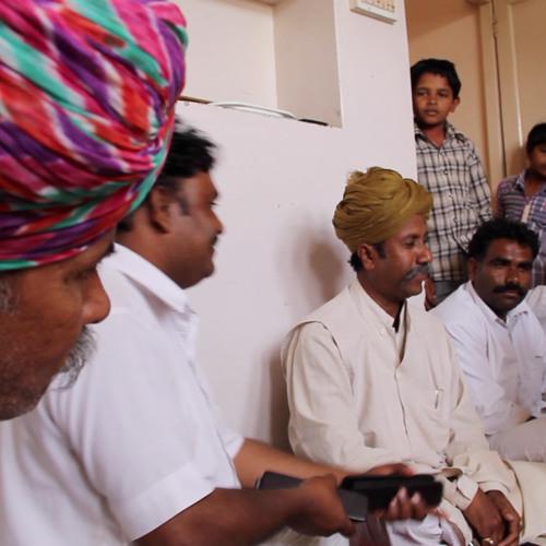 Improvisation at Keta Khan's / Radjasthan /Jaiselmer / India / 2014