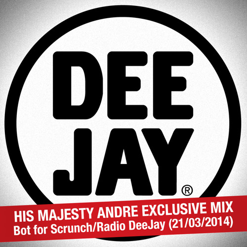 Exclusive mix for Bot on Scrunch / Radio DeeJay