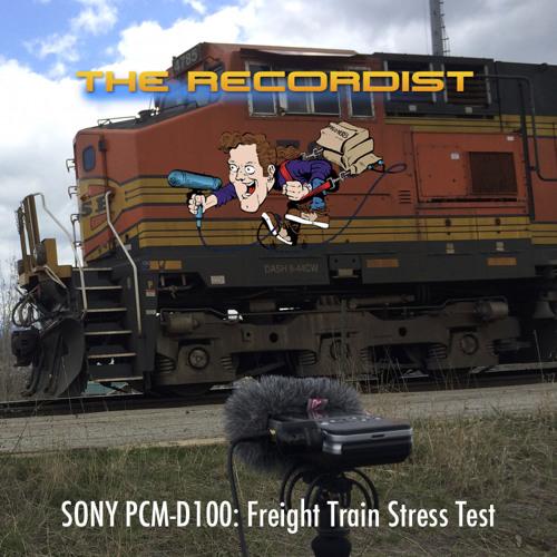 Sony PCM-D100 Trains Kept Rolling