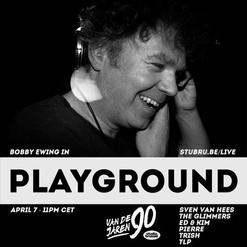 Playground #vandejaren90 Bobby Ewing