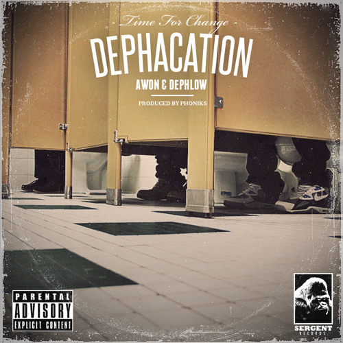 "Awon & Dephlow - ""Real Hip Hop"" (Prod. Phoniks) 1st Single off ""Dephacation"" AVAILABLE NOW!!!"