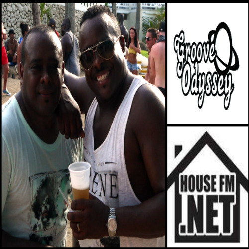 "Bobby & Steve Groove Odyssey Sessions Show On HouseFm.net with ""Louie Vega"" Interview PT -1 April"