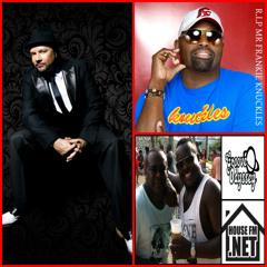 "Louie Vega ""FRANKIE KNUCKLES""  tribute mix - B & S Groove Odyssey sessions show on Housefm.net Pt2"