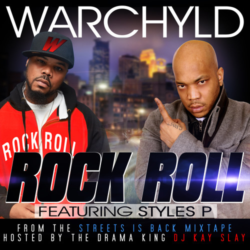 WARCHYLD (ROCK ROLL)  FEAT STYLES P - CLUB VERSION/DIRTY