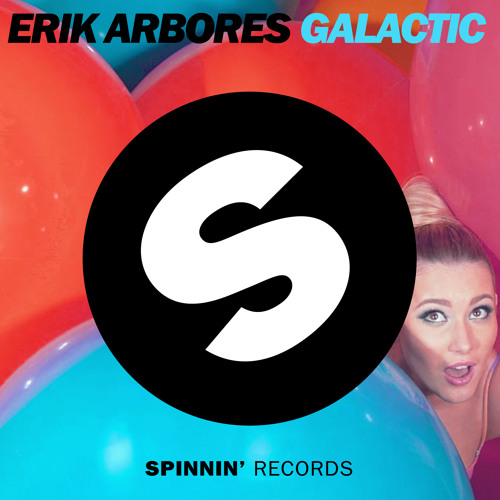 Erik Arbores - Galactic (Premiere at Hardwell On Air 150)