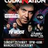 Kieran Partington Presents - Culmination (Red Moon Risin)