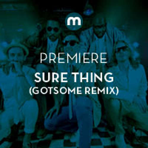 Premiere: Sure Thing 'Holding You Tight' (GotSome Bump-in-the-Trunk remix)