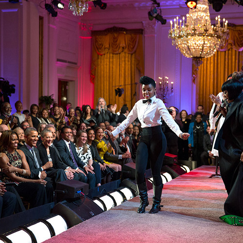 In Performance at the White House: Women of Soul