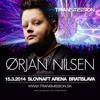 Orjan Nilsen live recorded set - Transmission The Spiritual Gateway Bratislava 15.3.2014