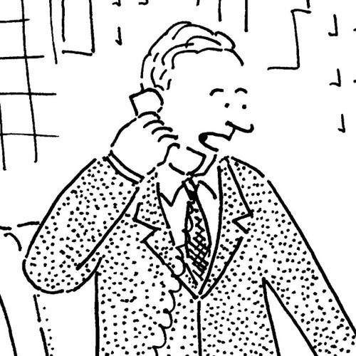 The New Yorker's cartoon editor, Bob Mankoff