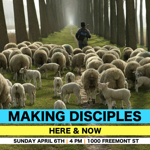 007 Making Disciples: Here & Now. Matthew 28:16-20 Manhattan Presbyterian Church