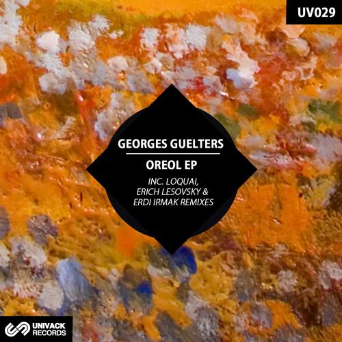 Georges Guelters - Oreol (Erdi Irmak Remix)