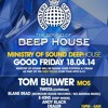 Ministry Of Sound - The Sound Of Deep House 18.04.14 [@TwistaDJ]