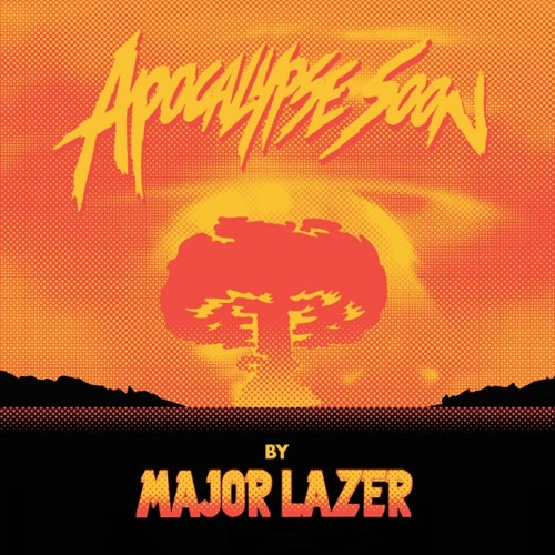 Major Lazer feat. Pharrell Wiliams-Aerosol Can(BO5CH REMIX)