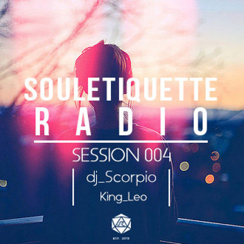 Souletiquette Radio Session 004 // Mondays 9PM - 11PM // dcufm.com